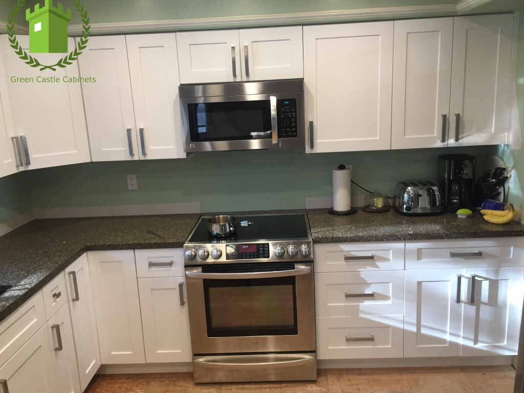 Gallery Green Castle Cabinets