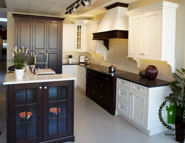 ... St Martin Cabinetry Ridgewood Sample Kitchen 6 1024x683 ...