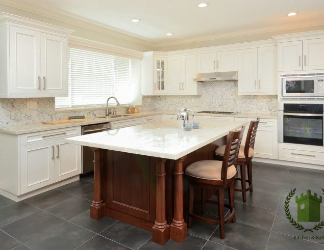 Merveilleux St Martin Ridgewood Customer Kitchen 2048x1394 ...