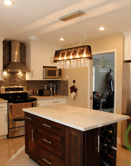 appealing light green shaker kitchen | Light Gray Shaker | Green Castle Cabinets